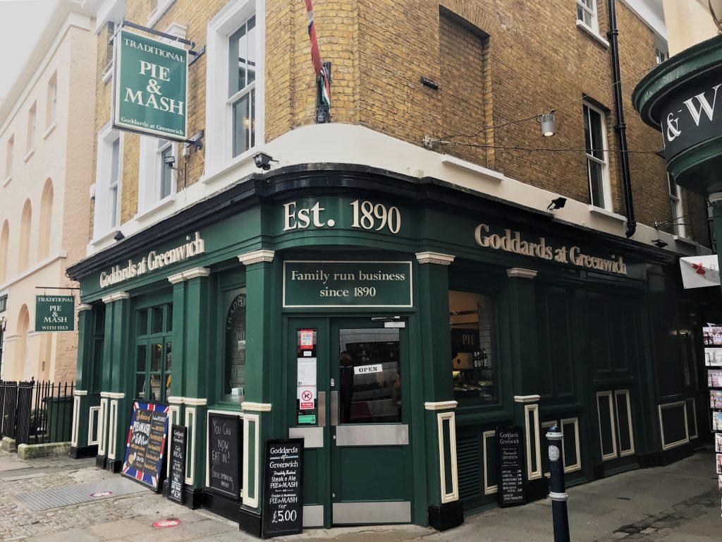 Goddards at Greenwich Pub