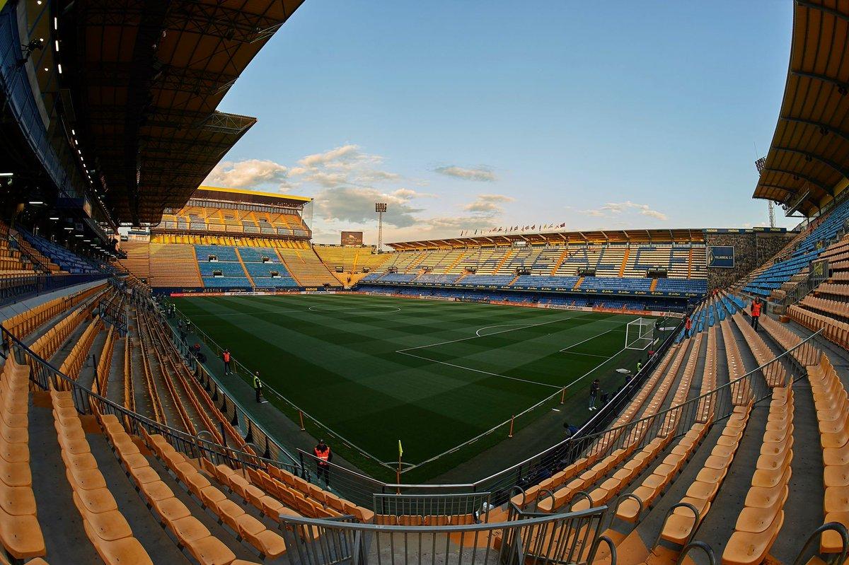 Villarreal stadium - foto by Villarreal - Twitter