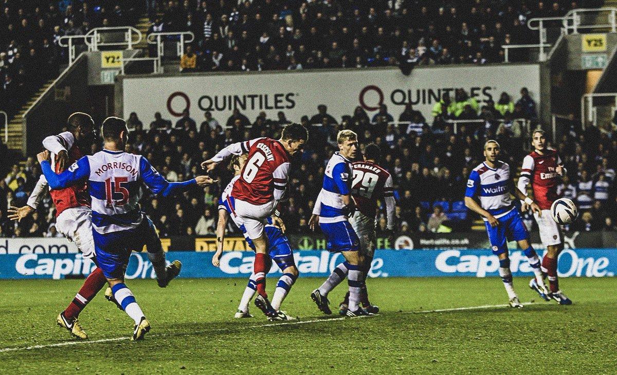 Reading-Arsenal 5-7