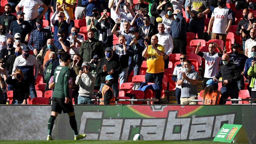 Tottenham sconfitto in finale di Carabao Cup