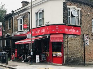 The Valley Cafe - Photo by Il Calcio a Londra