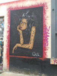 Amy Winehouse (Camden Town) - Photo by Il Calcio a Londra