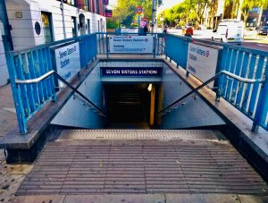 Stazione della Tube di Seven Sisters - Photo by Il Calcio a Londra