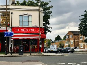 The Valley Cafe Charlton - Photo by il Calcio a Londra