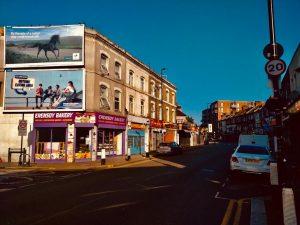 Seven Sisters - Photo by Il Calcio a Londra