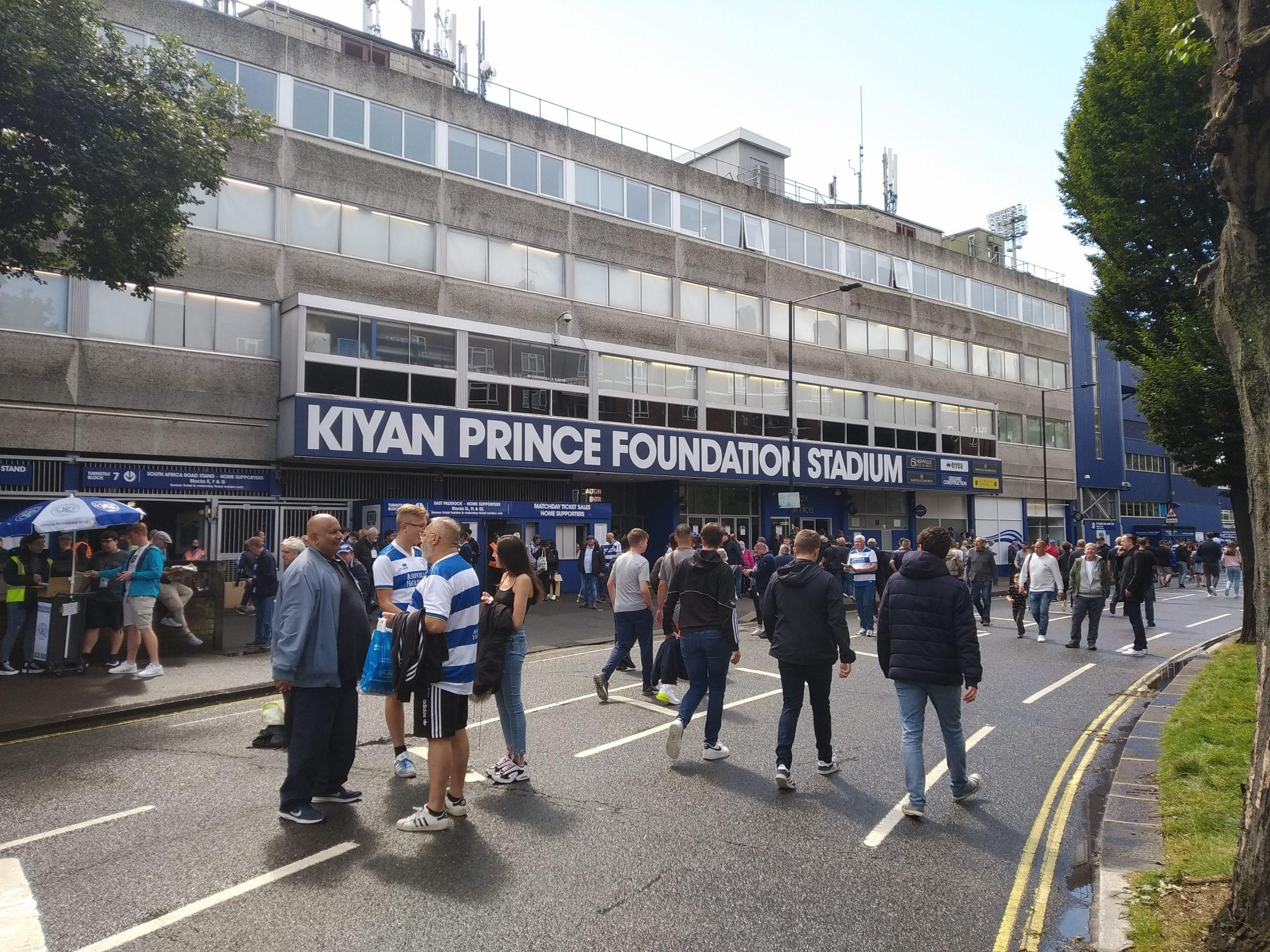 QPR - Millwall (sabato 7 agosto 2021) - Photo by Il Calcio a Londra