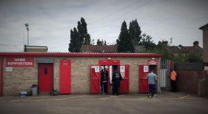 Victoria Road, stadio del Dagenham & Redbridge - Photo by Il Calcio a Londra
