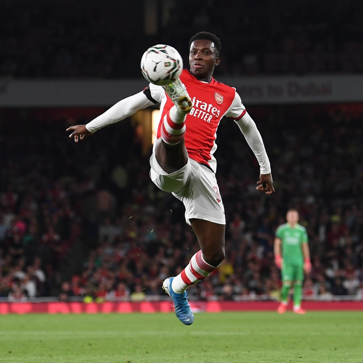 Arsenal - Wimbledon /Carabao Cup - Photo by Arsenal official Tiwtter